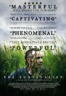 The Survivalist film afişi
