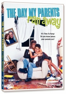 The Day My Parents Ran Away film afişi