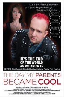 The Day My Parents Became Cool film afişi