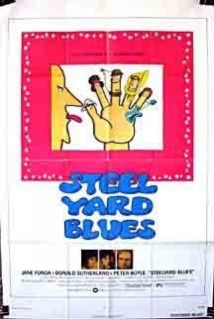 Steelyard Blues film afişi