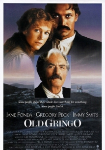 Old Gringo film afişi