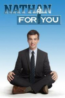 Nathan For You film afişi