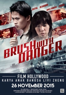 Brush With Danger film afişi