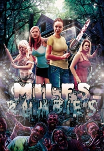 Milfs vs. Zombies film afişi