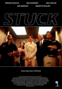 Stuck film afişi