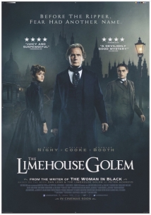 The Limehouse Golem film afişi