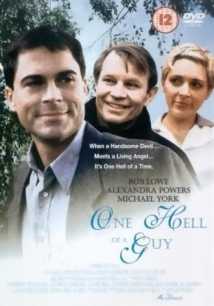 One Hell of a Guy film afişi