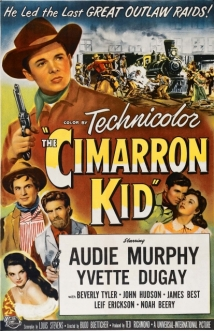 The Cimarron Kid film afişi