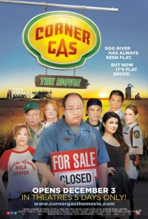 Corner Gas: The Movie film afişi