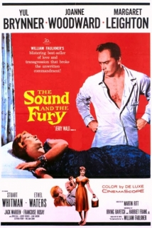 The Sound And The Fury film afişi
