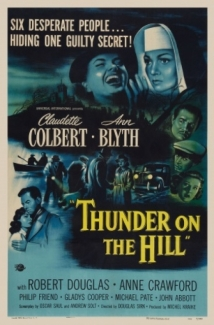 Thunder on the Hill film afişi