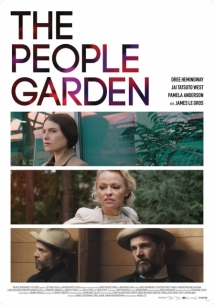 The People Garden film afişi