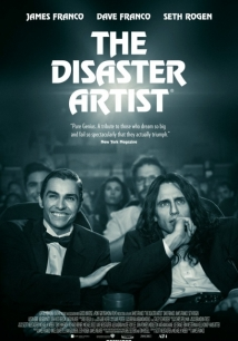 The Disaster Artist film afişi