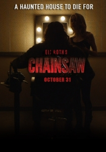 Chainsaw film afişi