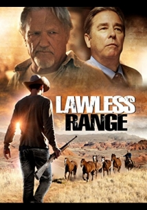 Lawless Range film afişi