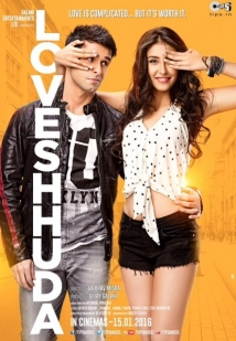 LoveShhuda film afişi