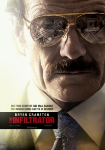The Infiltrator film afişi