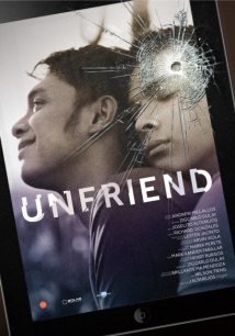 Unfriend film afişi
