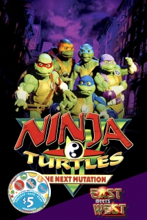 Ninja Turtles: The Next Mutation film afişi
