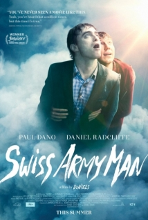Swiss Army Man film afişi