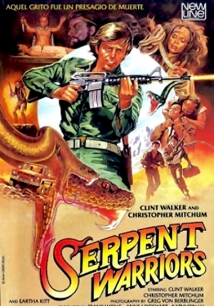 The Serpent Warriors film afişi