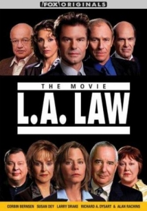L.a. Law: The Movie film afişi