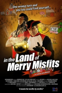 In the Land of Merry Misfits film afişi