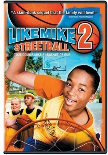 Like Mike 2: Streetball film afişi