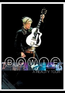David Bowie: A Reality Tour film afişi