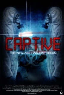 Captive film afişi