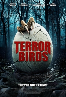 Terror Birds film afişi