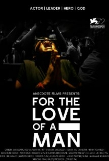 For The Love Of A Man film afişi