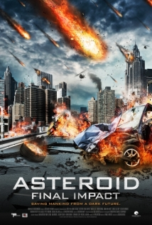 Meteor Assault film afişi