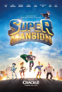 Supermansion film afişi