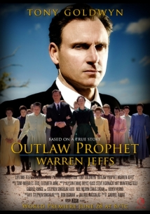 Outlaw Prophet: Warren Jeffs film afişi