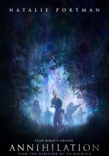 Annihilation film afişi