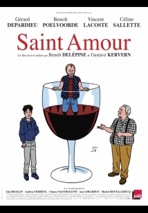 Saint Amour film afişi