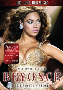 Beyonce: Destined For Stardom film afişi