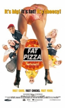 Fat Pizza film afişi