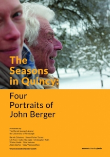 The Seasons In Quincy: Four Portraits Of John Berger film afişi
