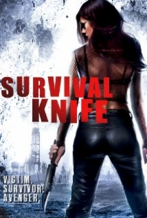 Survival Knife film afişi