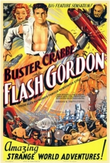 Flash Gordon film afişi