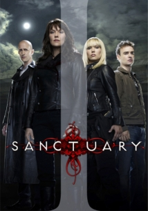 Sanctuary film afişi