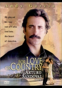 For Love Or Country: The Arturo Sandoval Story film afişi