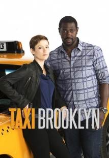 Taxi Brooklyn film afişi