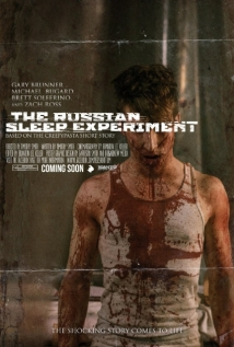 The Russian Sleep Experiment film afişi