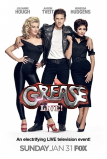 Grease Live! film afişi