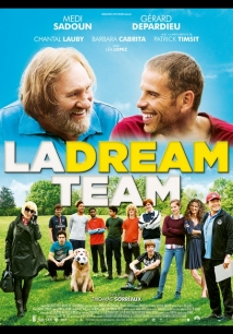 La Dream Team film afişi