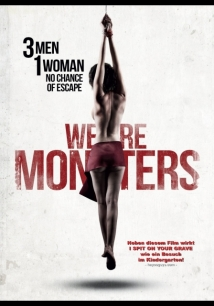 We Are Monsters film afişi