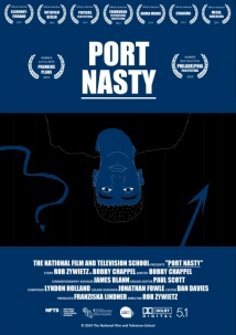 Port Nasty film afişi